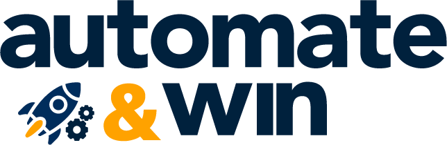 Automated to Win Logo
